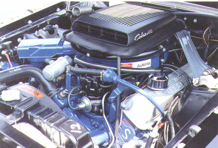 1969 428 Cobra Jet with ram air induction