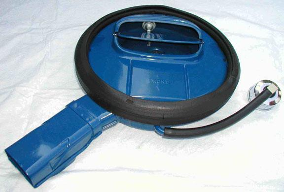 Cobra Air Cleaner : Air cleaners mustang cobra jet registry
