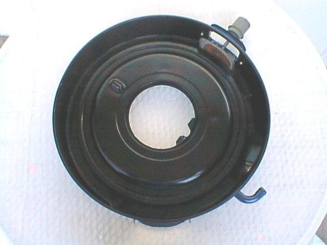 1969 Q-code Air Cleaner Base, Top