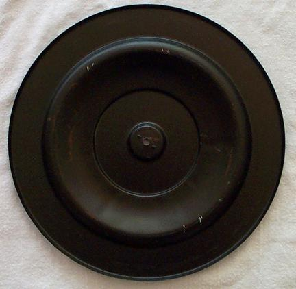 1970 R-code Air Cleaner Lid, Bottom
