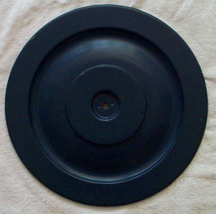 1970 R-code Air Cleaner Lid, Top