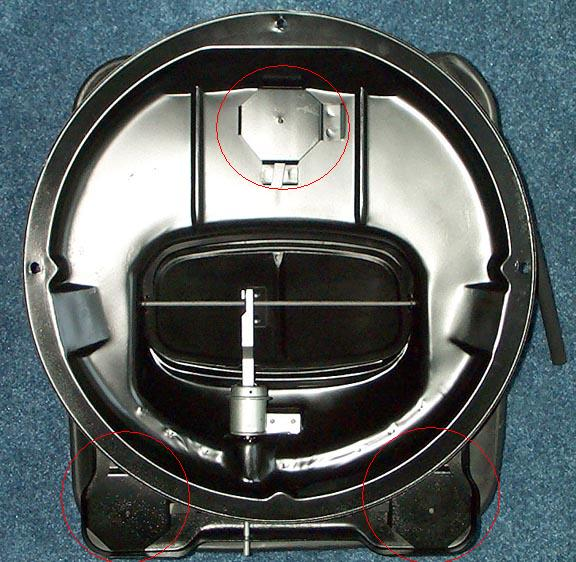 Air Cleaners (1969 And 1970 Shaker Scoops)