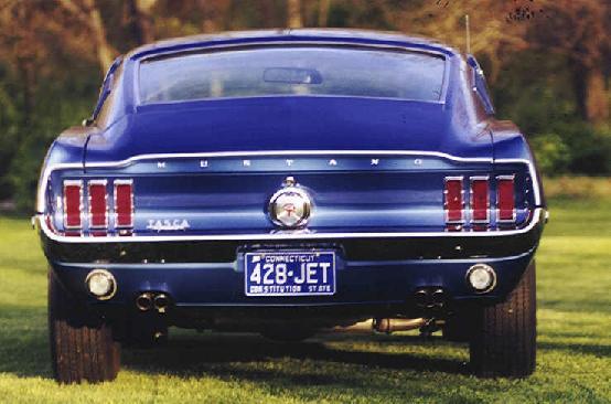 More on the Tasca Mustangs | Mustang 428 Co Jet Registry
