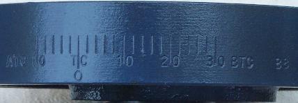 harmonic balancer mustang  cobra jet registry