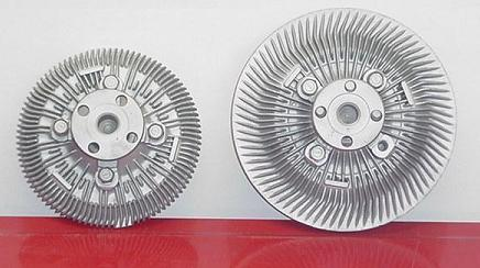 C8OE-B and C8OE-C Fan Clutches, Back