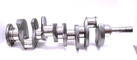 Typical Super Cobra Jet Crankshaft