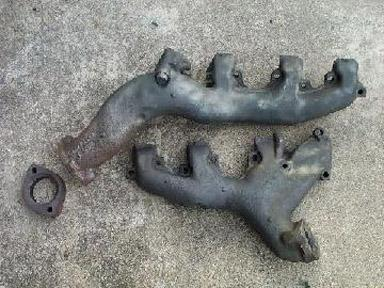 1968-1970 exhaust manifolds
