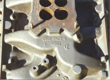 Intake Manifold | Mustang 428 Cobra Jet Registry