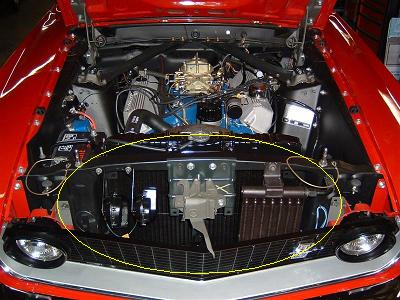 7ddze Chevrolet Corvette Fuselinks Located besides 145 in addition Id Scj Oil Cooler And Lines besides 1962 Vw Colors likewise Ft 3078 Tech Tips. on 69 mustang horn location on