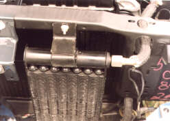 SCJ external oil cooler