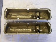 Chrome Valve Cover, Underside