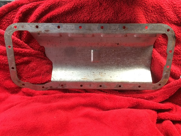 Windage Tray, First Version