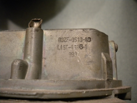 D0ZF-D Carb with Overstamp